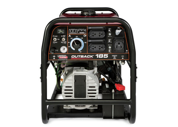 Outback 185 Portable Engine Driven Welder