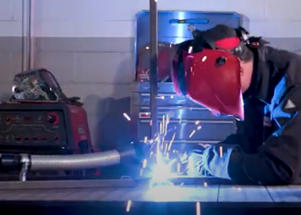 Video Welding Apparel