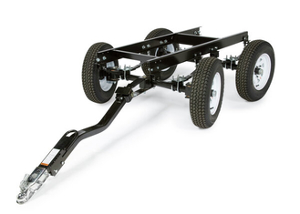 4 wheel trailer for Engine Drives
