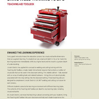 Teaching Aid Toolbox Product Info