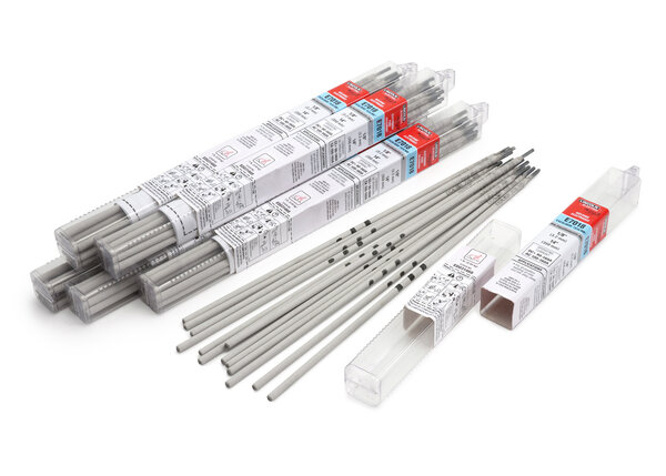 Six 1 lb tubes of Excalibur 7018MR