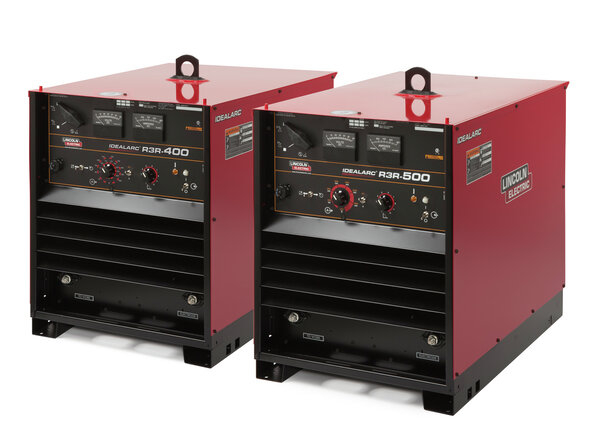 Idealarc R3R-400 and R3R-500 Welders