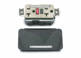Ground Fault Circuit Interrupter (GFCI) Receptacle Kit