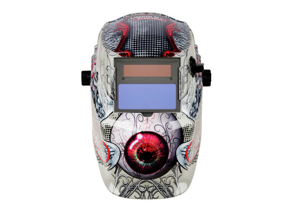 Bloodshot 600S Variable Shade 9-13 ADF Helmet