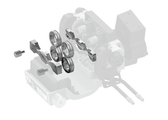 HyperFill Drive Roll Kit