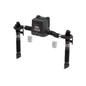 Prism Dual Arm Wall Mount with MERV 14 Filter with Telescoping 5 Ft. Dual Arm and Arc Sensor / Lamp Kit One Pak