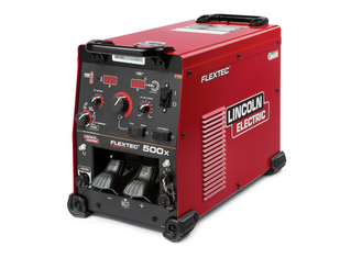 Flextec 500X Multi-Process Welder with CrossLinc Technology