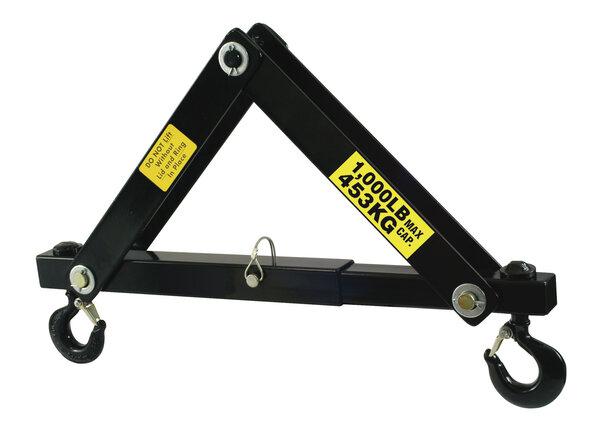 Adjustable ISO Drum Lifter