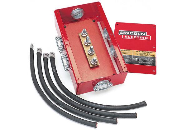 Distribution Box for Multi-Weld 350 Multi-process welder