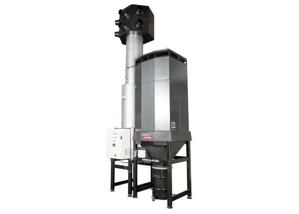 Circulator Air Filtration System