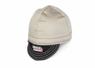 FR Welding Cap - Black and  Khaki