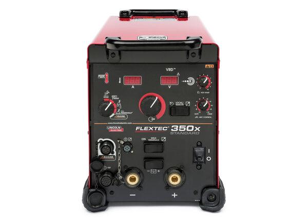 Flextec 350X, Standard