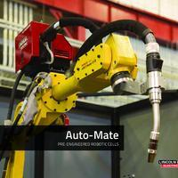 Auto-Mate Robotic Cells Product Info
