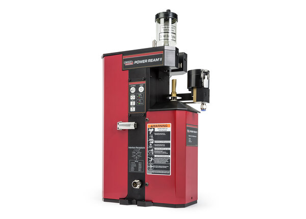 Power Ream II robot torch nozzle cleaner