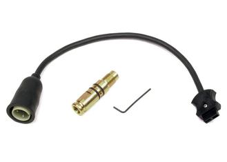 Gun Connector Kit, Large Feeder Bushing