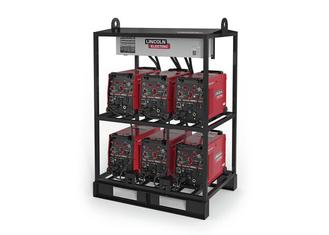 Flextec 350X PowerConnect 6-Pack Rac