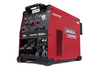 Flextec 650X CE multi-process welder