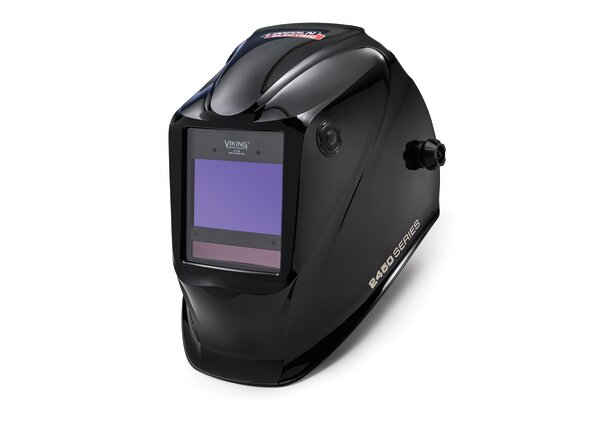 VIKING 2450 Black Welding Helmet