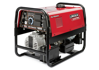 Outback 185 Portable Engine Driven Welder