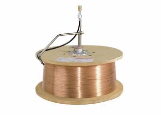 Rotary Wire Dispenser De-reeler Accu-Trak Reel