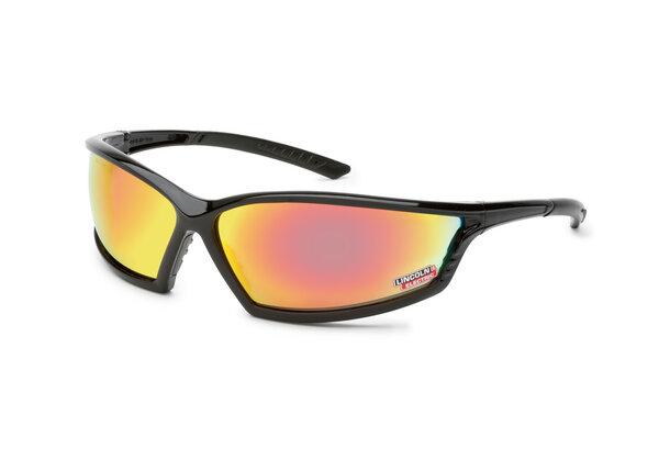 I-Beam Black Outdoor Safety Glasses