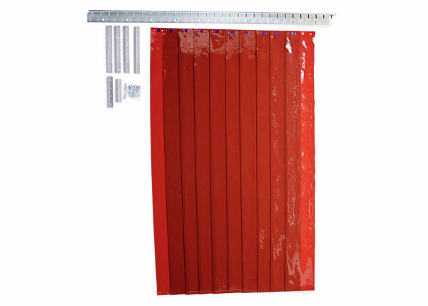 Welding Curtain for 5 ft. Wide Welding Booths