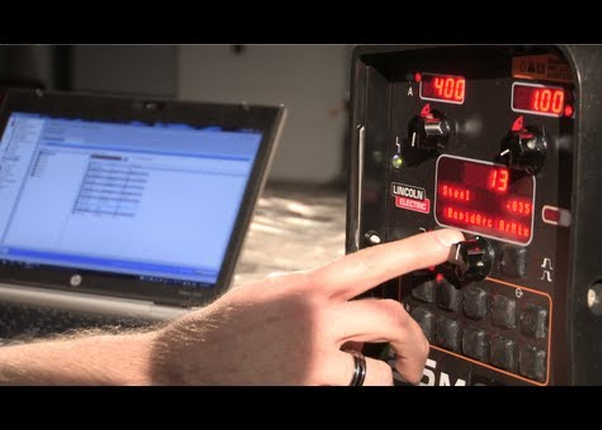 Tech Tips: Configuring Your Machine with Power Wave® Manager
