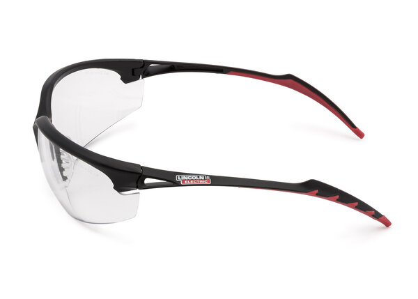 Finish Line Clear Indoor Welding Safety Glasses