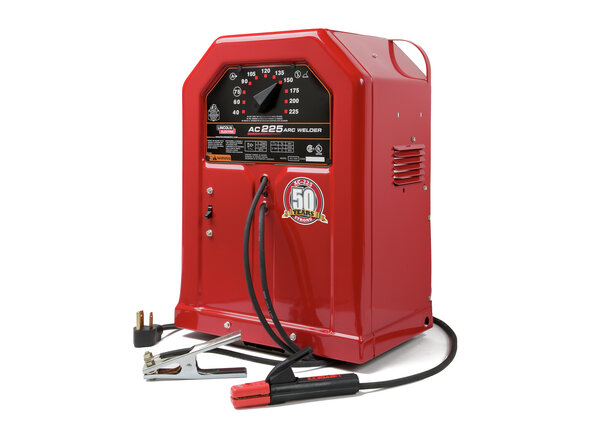 AC-225 Stick welder with 50th Anniversary decal