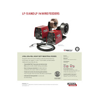 LF Wire Feeder Product Info