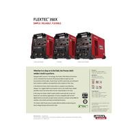 Flextec 350X Product Info