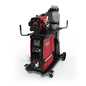 HyperFill® Power Wave® S500 & Power Feed® 84 Dual Ready-Pak® - Dual Cylinder Cart