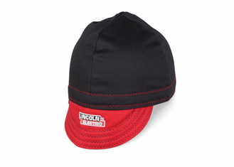 FR Welding Cap - Black and Red