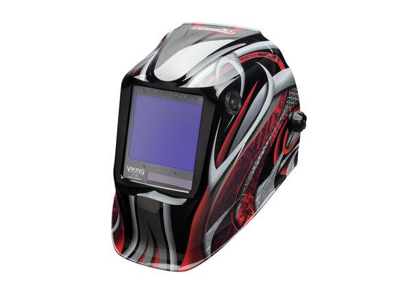 VIKING 3350 Twisted Metal Welding Helmet