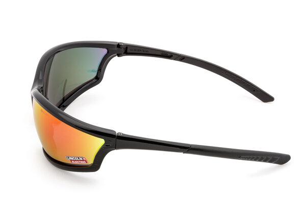 I-Beam™ Black Outdoor Welding Safety Glasses