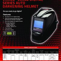 Viking 2450D Digital Helmet Product Info