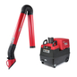 Prism Mobile with Mechanized Cleaning 13 ft. Arm, MERV 14 filter and Arc Sensor/Lamp Kit One-Pak Pkg.