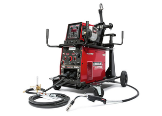 Flextec 500X Multi-Process Welder with Power Feed 84 Ready-Pak