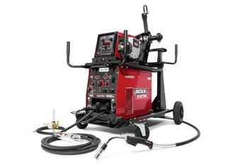 Flextec 500X Multi-Process Welder with Power Feed 84 Ready-Pak