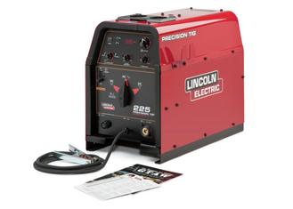 Lincoln Electric's Precision TIG 225 TIG Welder
