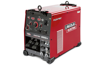 Flextec 650X Multi-Process Welder