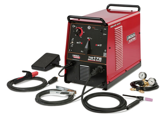Lincoln Electric's Square Wave TIG 175