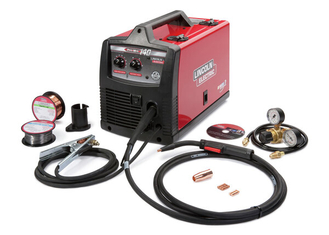 Lincoln Electric's Pro MIG 140 MIG welder