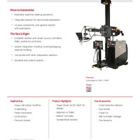 Pantheon Mechanized Welding System Product Info