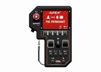 APEX TIG Control Pendant