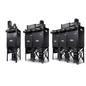 Prism® 4 Vertical Filter (10 or 15 HP 6600 CFM) Top Mount Fan Fume Extraction Unit