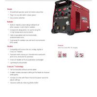 Flextec 350X Product Brief