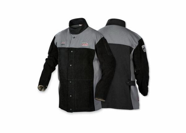 XVI Series Heavy Duty Split Leather & FR Cotton Welding Jacket