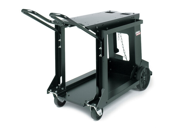 Inverter and Wire Feeder Cart