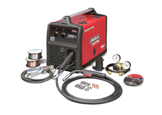 POWER MIG 140C Compact MIG and Flux Cored wire Welder